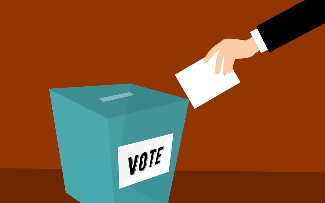 PASO 2019: NO AL VOTO DEL ODIO