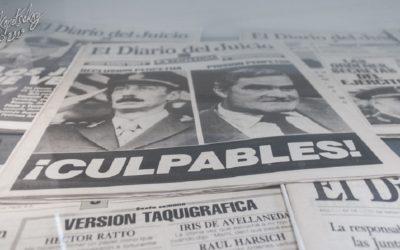 NO OLVIDAR, FUE EL COSTO DE LA DEMOCRACIA DE HOY