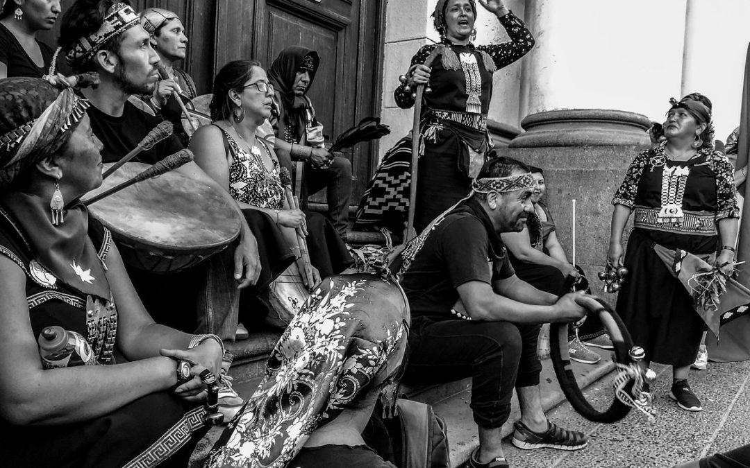 TEMAS PARA AGENDAR: LOS PUEBLOS ORIGINARIOS